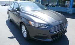 To learn more about the vehicle, please follow this link: http://used-auto-4-sale.com/108426039.html There's something for every midsize 4-door sedan shopper in the 2015 Ford Fusion lineup. Buyers can choose from three turbocharged gasoline powerplants,