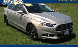To learn more about the vehicle, please follow this link: http://used-auto-4-sale.com/108719542.html Ford Certified! 2015 Ford Fusion SE in Tectonic, Bluetooth for Phone and Audio Streaming, and Heated Leather Terracotta Premium Sport Bucket Seats. AM/FM