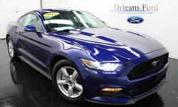 ***AUTOMATIC***, ***3.7L V8***, ***LIMITED SLIP***, ***REAR VIEW CAMERA***, ***SYNC***, and ***ALUMINUM WHEELS***. Yes! Yes! Yes! Look! Look! Look! Put down the mouse because this 2015 Ford Mustang is the car you've been hunting for. The sheer driving