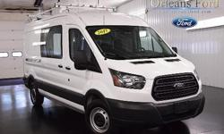 To learn more about the vehicle, please follow this link: http://used-auto-4-sale.com/108610695.html *5 PASSENGER CREW VAN*, *LOW LOW MILES*, *WEATHERGUARD RACKS AND BINS*, *LADDER RACKS*, *CLEAN CARFAX*, *ECOBOOST*, *WORK READY*, and *HUGE SELECTION