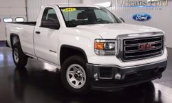 "To learn more about the vehicle, please follow this link: http://used-auto-4-sale.com/108637682.html *WORK TRUCK*, *8""""BOX*, *12 IN STOCK*, *PRICED TO SELL*, and *GMC TOUGH*. Effortlessly exerts it's influence. Will last forever! Stop clicking the mouse"
