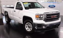"To learn more about the vehicle, please follow this link: http://used-auto-4-sale.com/108637690.html *12 IN STOCK*, *WORK TRUCK*, *8"""" BOX"""", *PRICED TO SELL*, and *GMC TOUGH*. A one owner beyond compare. Has the drive to get you there. Are you looking"