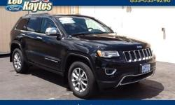 To learn more about the vehicle, please follow this link: http://used-auto-4-sale.com/108598652.html A One Owner 2015 Jeep Grand Cherokee Limited in Brilliant Black Crystal Pearlcoat with ONLY 8562 Miles and in Like New Condition! Bluetooth for Phone and