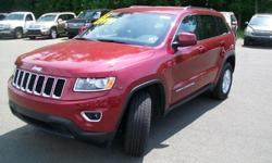 To learn more about the vehicle, please follow this link: http://used-auto-4-sale.com/108762252.html ***CLEAN VEHICLE HISTORY REPORT***, ***ONE OWNER***, and ***PRICE REDUCED***. Grand Cherokee Laredo, 3.6L V6 24V VVT, 8-Speed Automatic, 4WD, and Red. Put