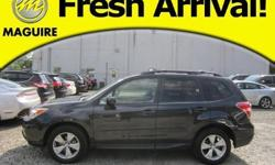 To learn more about the vehicle, please follow this link: http://used-auto-4-sale.com/108695895.html Climb inside the 2015 Subaru Forester! This vehicle rocks its class with 4-cylinder efficiency and distinctive styling! This model accommodates 5