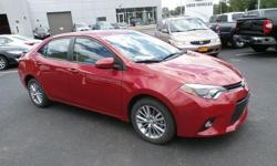 To learn more about the vehicle, please follow this link: http://used-auto-4-sale.com/108681019.html Discerning drivers will appreciate the 2015 Toyota Corolla! Take control of this high-value modern machine! This vehicle has achieved Certified Pre-Owned