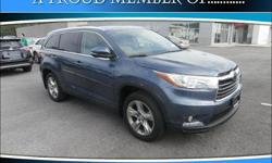 To learn more about the vehicle, please follow this link: http://used-auto-4-sale.com/108681101.html Discerning drivers will appreciate the 2015 Toyota Highlander! You'll appreciate its safety and technology features! With less than 20,000 miles on the
