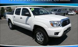To learn more about the vehicle, please follow this link: http://used-auto-4-sale.com/108854208.html Take command of the road in the 2015 Toyota Tacoma! Very clean and very well priced! With less than 20,000 miles on the odometer, you'll be sure to