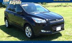 To learn more about the vehicle, please follow this link: http://used-auto-4-sale.com/108681866.html Ford Certified! 2016 Ford Escape SE in Shadow Black, Bluetooth for Phone and Audio Streaming, and Power Panorama Roof, 4 Wheel Drive, AM/FM CD/MP3 Player