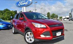 To learn more about the vehicle, please follow this link: http://used-auto-4-sale.com/108502642.html If you are looking for high style and comfort, you can't go wrong with this 2016 Ford Escape. This compact SUV is a Ford Certified Pre-Owned with less
