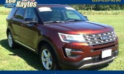 To learn more about the vehicle, please follow this link: http://used-auto-4-sale.com/108737300.html Ford Certified! 2016 Ford Explorer XLT in Bronze Fire Metallic Tinted Clearcoat, Bluetooth for Phone and Audio Streaming, Heated Leather Seats, SYNC Hands
