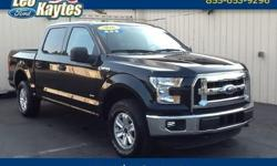 To learn more about the vehicle, please follow this link: http://used-auto-4-sale.com/108452112.html Ford Certified! 2016 Ford F-150 XLT in Shadow Black, Bluetooth for Phone and Audio Streaming, and 4 Wheel Drive, SYNC Hands Free System, AM/FM CD/MP3