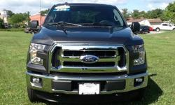 To learn more about the vehicle, please follow this link: http://used-auto-4-sale.com/108681871.html 2016 Ford F-150 XLT in Magnetic Metallic, Bluetooth for Phone and Audio Streaming, 4 Wheel Drive, and Ecoboost Engine. AM/FM CD/MP3 Player with Satellite