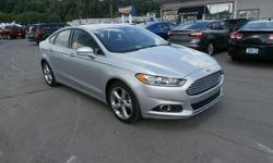 To learn more about the vehicle, please follow this link: http://used-auto-4-sale.com/108761593.html Introducing the 2016 Ford Fusion! Pure practicality in a stylish package. With just over 35,000 miles on the odometer, this 4 door sedan prioritizes