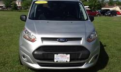 To learn more about the vehicle, please follow this link: http://used-auto-4-sale.com/108681882.html 2016 Ford Transit Connect XLT in Silver Metallic and Bluetooth for Phone and Audio Streaming. 16 x 6.5 Alloy Wheels, 2nd and 3rd Row Bucket Seats, 4-Wheel