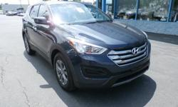 To learn more about the vehicle, please follow this link: http://used-auto-4-sale.com/108130109.html Although it's designed to challenge other compact crossover SUVs, many owners consider Hyundai's Santa Fe Sport for 2016 to play in a more prestigious