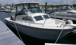 22'6 Grady White Seafarer 2002 Walk Around cuddy with 200 HP Yamaha Book value $24,000.00 a steal at $14,900.00 buy now Spring price will be $17,900.00 Also available the following motors: 225 HP E-TEC 2006 300 HP E-TEC 2013 with four year warranty All