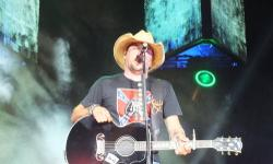 Pair of Jason Aldean and Jake Owen lawn tickets, Darien Lake 8-17 -. $180 total for the pair via Paypal. I live in PA and am unable to go. The tickets will be mailed by certified mail, signature required & tracking number provided - 814-520-2071