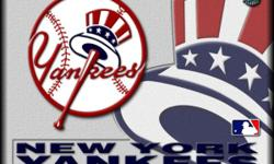 SELLING 2 Excellent NEW YORK YANKEES TICKETS. For APRIL GAMES. They are the Best in Yankees Stadium !! M.V.P. Filed Club Level, FRONT ROW Right Behind Home Plate !! **Yankees Built Our Own Brand New MVP Field CLUB Right behind My Section... **With