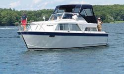 Please contact the owner directly @ 217-454-5508 or [email removed] beautiful classic Chris Craft has been a fresh water boat all her life. Extensive restoration work was done in 2006 which included West System of the entire hull, new mahogany transom and