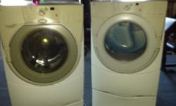 Admiral dryer approx. 6 yrs old works great comes with shoe rack 60 b/o