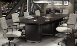 Office furniture catches your eye as soon as you enter a conference room. Efficient use of conference room space can help employees be more creative and productive when working in teams. Court Street offers all kinds of premium office furniture for