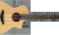 Breedlove is known for its dynamic and expressive 12 strings, and now, with the Passport C250/SMe-12 acoustic-electric guitar, they offer one for an entry-level price. Inspired by the Breedlove Custom Shop concert shape and voice, it features amazing