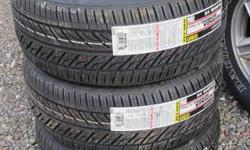 Price is for each tire. Take one, two, or all three . . . $115 EACH tire. Never been mounted. Ultra-high performance. Perfect. Retail for $250 each . . . Reasonable offers considered! Thanks