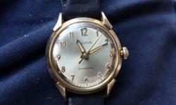 Bulova automatic in working condition. Nice watch. Around 30mm