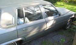 Condition: Used Exterior color: Gray Interior color: Gray Transmission: Automatic Fule type: Gasoline Engine: 8 Sub model: Sedan DeVille Drivetrain: RWD Vehicle title: Clear Body type: Sedan Standard equipment: Cruise Control Power Locks Power Windows