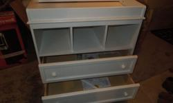Changing Table not use with drawers