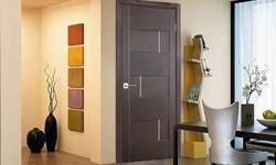 "* PRICE INCLUDES DOOR SLAB , ADJUSTED FRAME 3 1/4"" - 5 1/4"" , MOLDINGS 2 3/4"" * HINGES AND DOOR HANDLES SOLD SEPERATELY The Classica Lux door is a perfect combination of Minimalism and sophistication. With horizontal wood grains and a high quality"