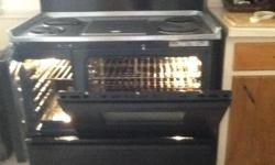 4yrs old side oven griddle 4 burner excellent condition