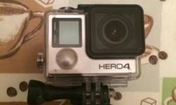 I have a brand new GoPro Hero 4 black edition. There is nothing wrong with it, I just don't need it. This ad was posted with the eBay Classifieds mobile app.