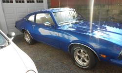 i have a 1973 ford maverick all redone new interior B&M shiftier new paint american racer rims looking to sell i have fell a pond hard times and need the money i was originally looking for $15,000 i am loosing a ton of money at this price but my loss is