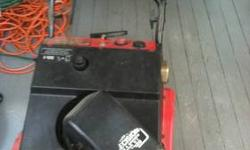 Snow blower 75$ Law mower 50$ Both for 100$ Call or text 585-2302620 This ad was posted with the eBay Classifieds mobile app.