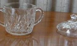 "Milk glass compote has no marks but looks like Fenton. Compote is about 10 ½"" wide by 2 3/4"" high. Bowl also has no label and is 6 1/2? across. Both in excellent condition. $ 25.00 for compote, $6.00 for bowl. $ 28.00 for both."