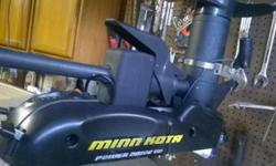 55 LB. THRUST EXCELLENT CONDITION...