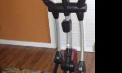 I bought this elliptical 3 months ago to replace one I've used for 7 years. I am selling because after using only one time I realized it is more of an introductory level machine. It's not enough resistance for me compared to what I'm used to. I do not