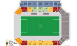Western NY Flash v Seattle Reign @ Sahlen's Stadium in Rochester. Amazing seats behind team bench. Section 108 Row C Seats 15 and 16 for Sunday June 23rd at 4:00pm. See Hope Solo and Abby Wambach! I have these tickets in hand, which is in Toronto. These