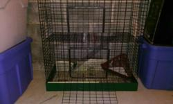 USED & IN GOOD CONDITION originally bought at pet smart check web for pic or details