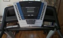 ProForm 680 LT Treadmill Features: iFit Workout Card Technology Compatible Music Port for iPod Integrated Intermix Acoustics 2.0 TreadSoft Max Cushioning Workout Intensity Quick Incline Precision QuickSpeed Control Mach Z 2.8 HP Drive Motor User Manual