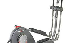 Work your entire body and tone your muscles fast with the ProForm 925 Elliptical Trainer. SMRTM Silent Magnetic Resistance lets you adjust your workout intensity without interrupting your workout. Fold-AwayTM SpaceSaverTM Design 10 Personal Trainer