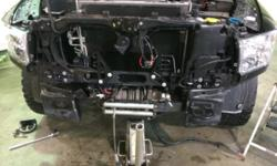Ram Power Wagon 12k winch kit. OEM power wagon parts. Will fit 2500/3500 gas model Rams 2010-present. Only used 6 times... $3000 obo This ad was posted with the eBay Classifieds mobile app.
