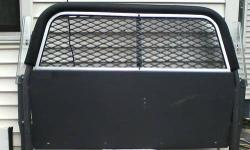 "Taxi cab / police car security divider or safety gate. I have for sale police car security dividers, very good shape, Dimensions: 37-38"" by 58-59"" More are available. Call Andy 585-490-0392"