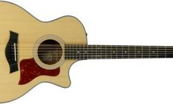 The one thing that all acoustic guitarists have in common, whether they are a beginner or experienced professional, is that once they pick up a Taylor, it's the beginning of a life-long love affair. Even the occasional player finds themselves devoting