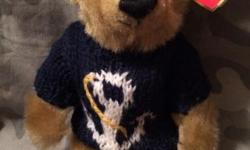 Salty, can adjust arms, legs & head Adorable Nautical sweater ! This ad was posted with the eBay Classifieds mobile app.