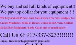 *CASHHH PAID FOR (ALL) RESTAURANT EQUIPMENT SO CALL NOW* (347,794,2952) Bsd We buy restaurant equipment (347)794-2952 tags: restaurant equipment, deli case, ice cream machine, brooklyn. new jeresy, manhattan, bronx, long island, staten island, bakery, new