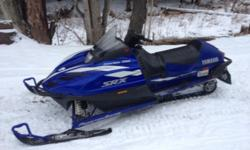 For sale by owner 1998 , SRX 700 Very fast , please call for details (Must be able to pick up in New Berlin NY )
